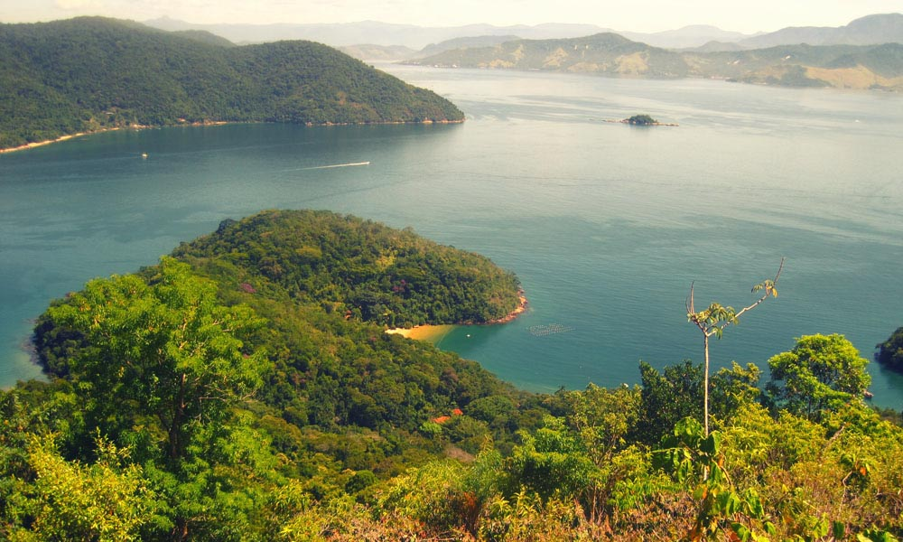 Ilha Grande trek