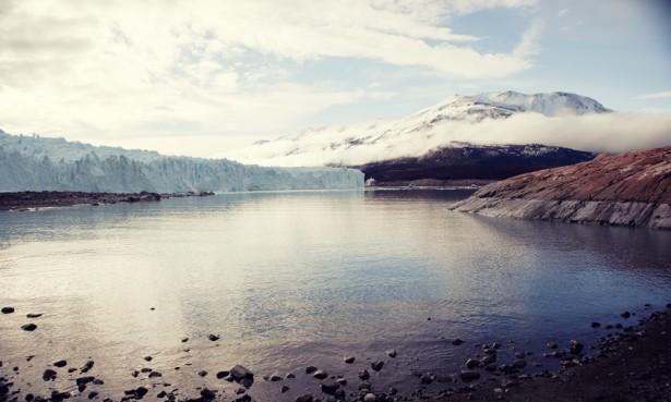 Glacial lagoon, Perito Moreno