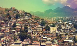 Rainbow favela