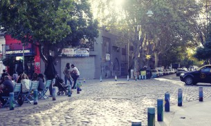 Streets of Palermo, Buenos Aires