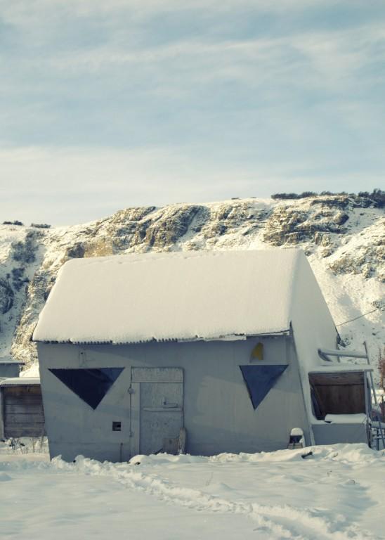 The stoner-house, El Chalten
