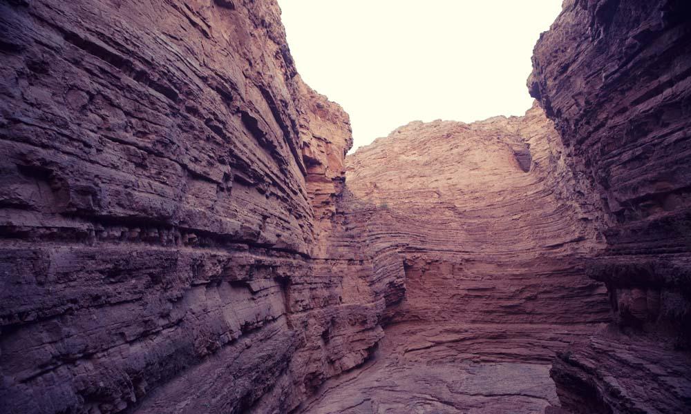 Garganta del Diablo, Quebrada de Cafayate