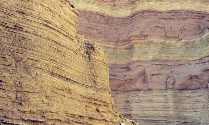 Sedimentary madness in the Quebrada