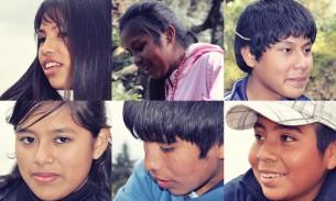 Teens from Barrio Solidaridad in Salta