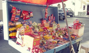 Street sweets, Argentina