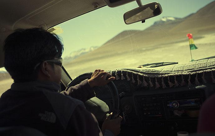 Cordillera traveller driver