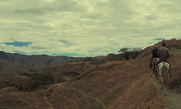 Horseriding in VIlcabamba