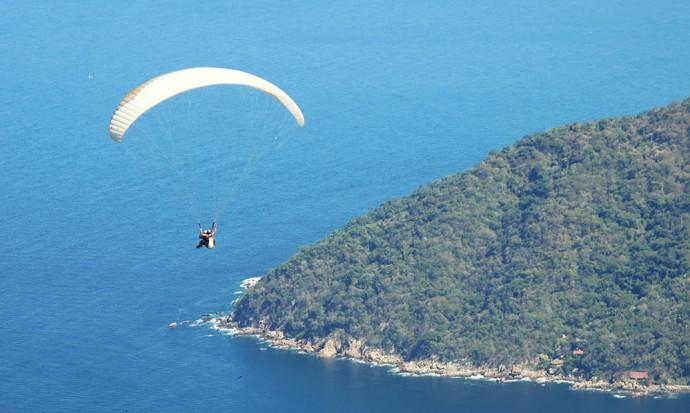 Paragliding Yelapa