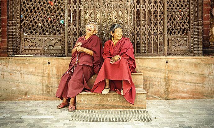 Monks in Continuum