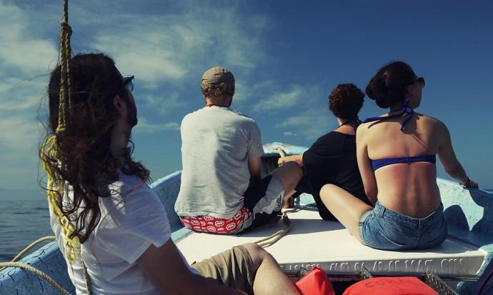 Marietas boat time