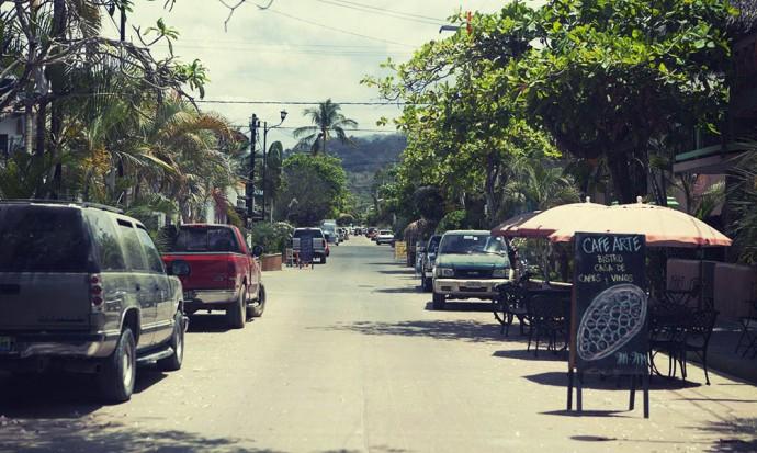 San Pancho Tercer Mundo street