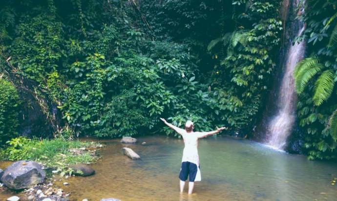 Steve at Angseri hot springs
