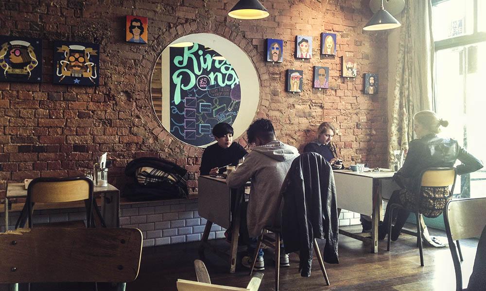 Breakfast Cafes London Bridge
