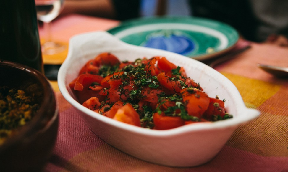 Tomatoes in Malta
