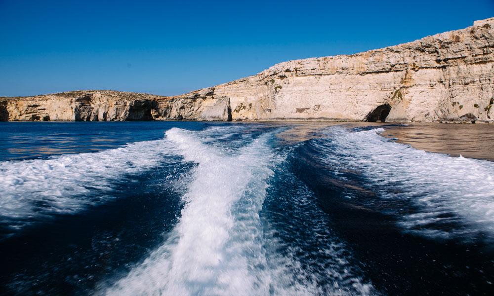 Boat stream malta
