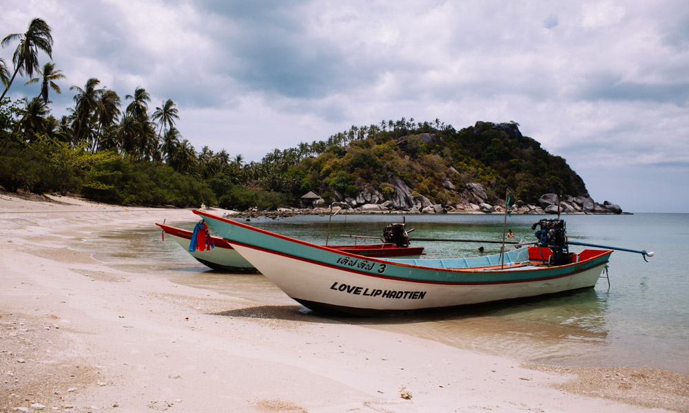 Longtail boats, Had Thien