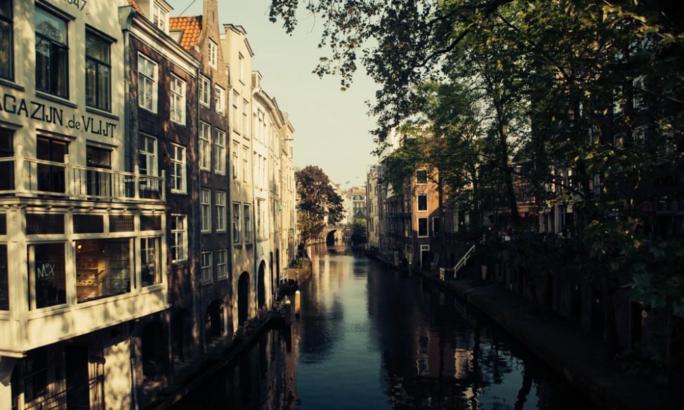 Utrecht water view