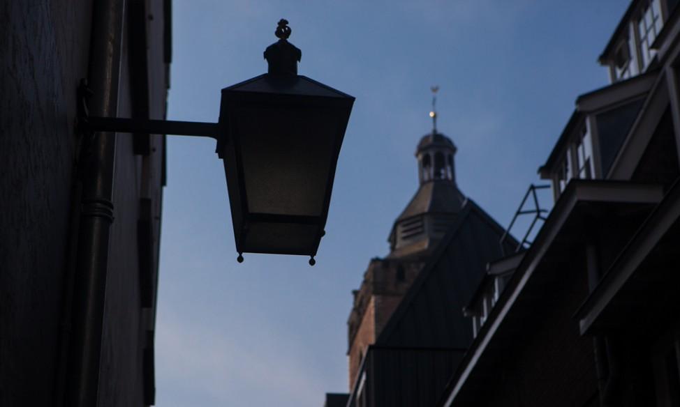 Utrecht lamp
