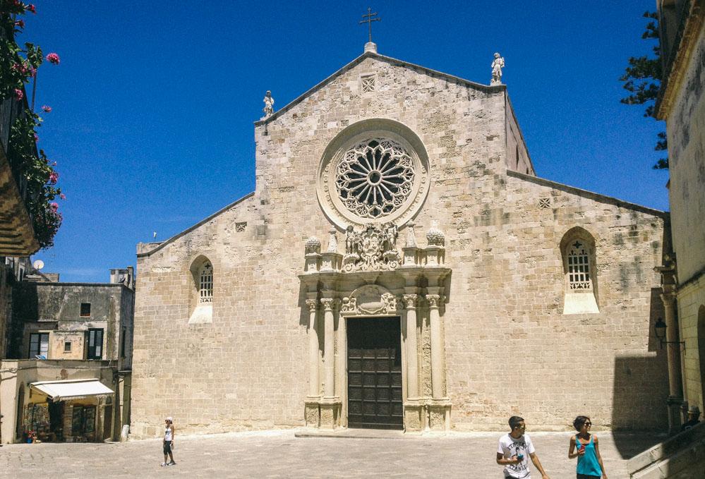 Otranto church