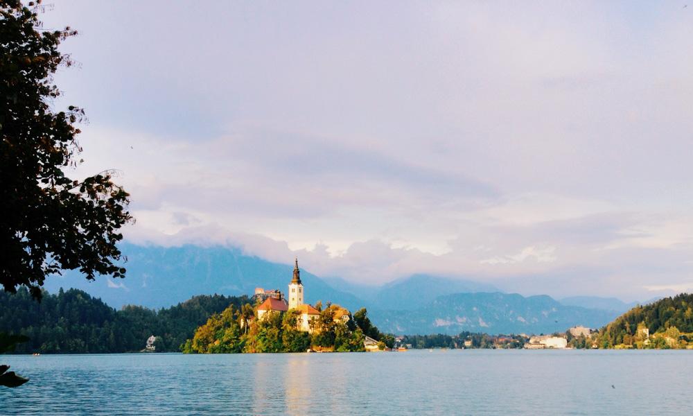Slovenia road trip: Lake Bled