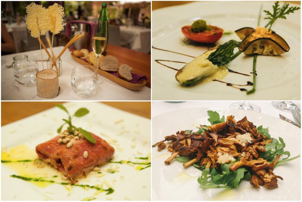 gourmet vegetarian restaurant - 1000×668