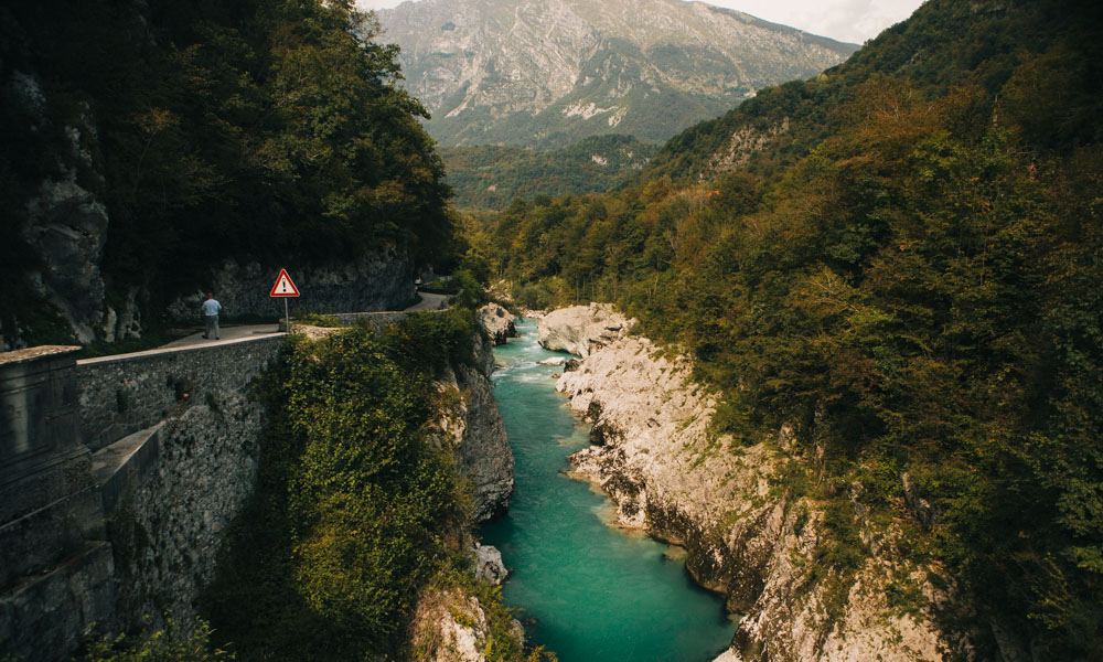 10 day road trip in Slovenia - Soca Valley