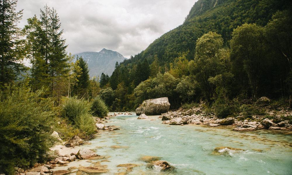 10 day road trip in Slovenia - Soca Valley