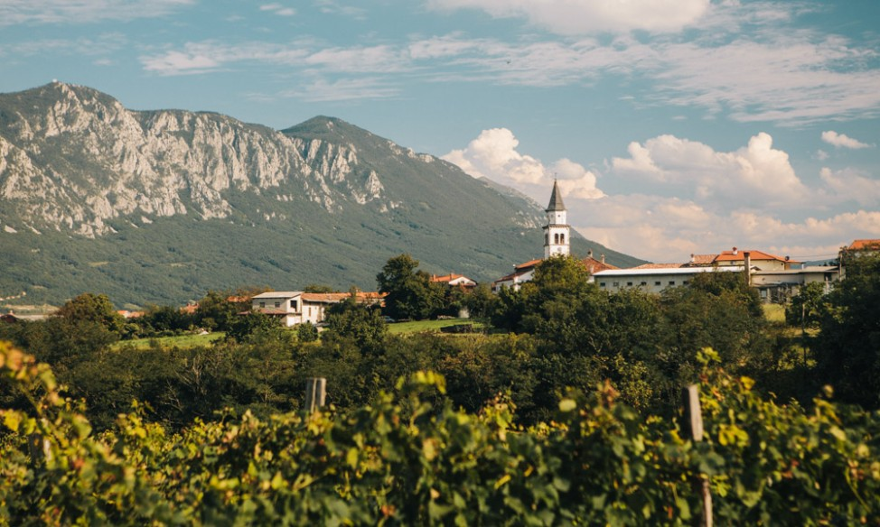 10 day road trip in Slovenia - Vipava Valley