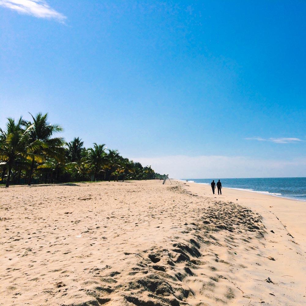 Kannur's unspoiled beaches