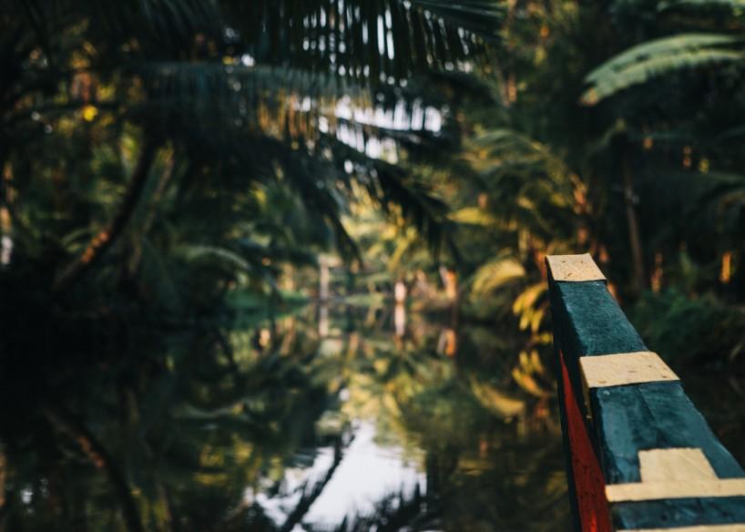 Kerala backwaters homestay