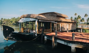 The best houseboat in Kerala!