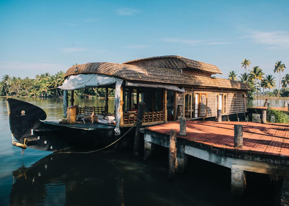 The best houseboat in Kerala!