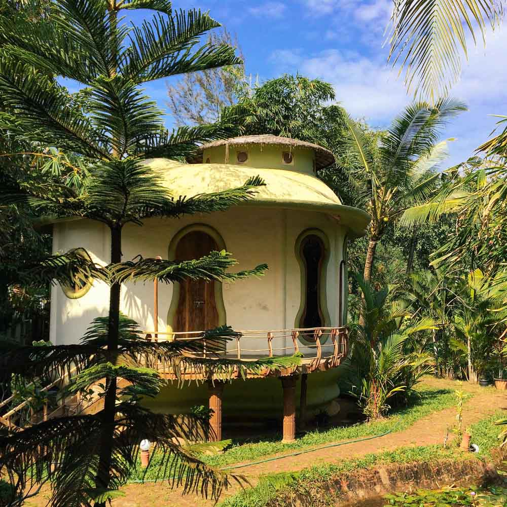 Eden Garden, Ayurvedic Resort cottage, Varkala