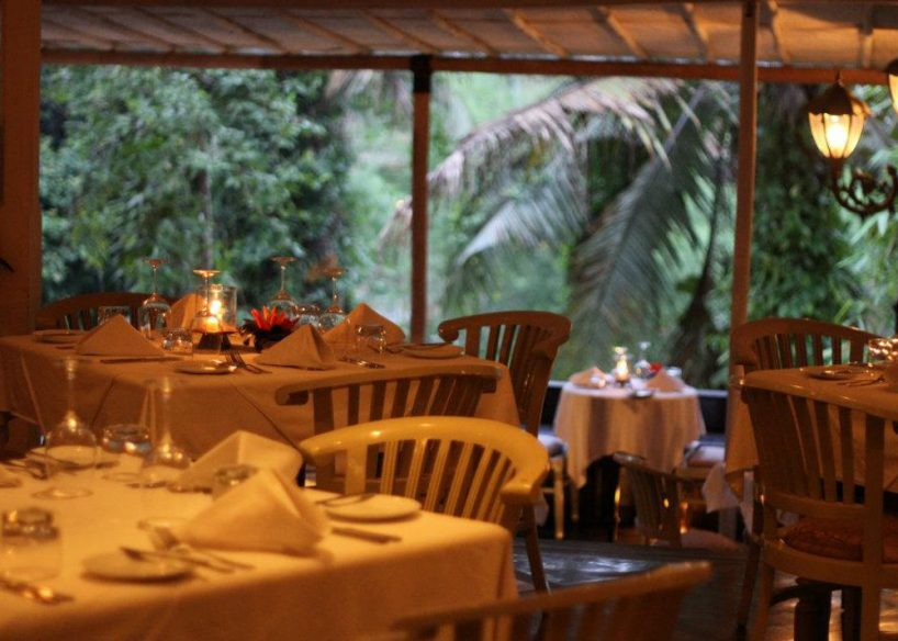 Best vegetarian restaurants Ubud - Bridges