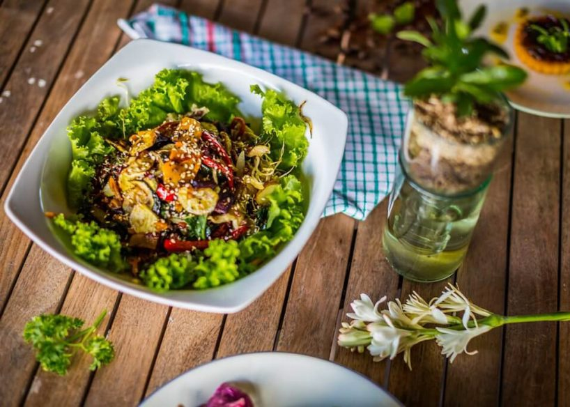 Best vegetarian restaurants Ubud - Kantin