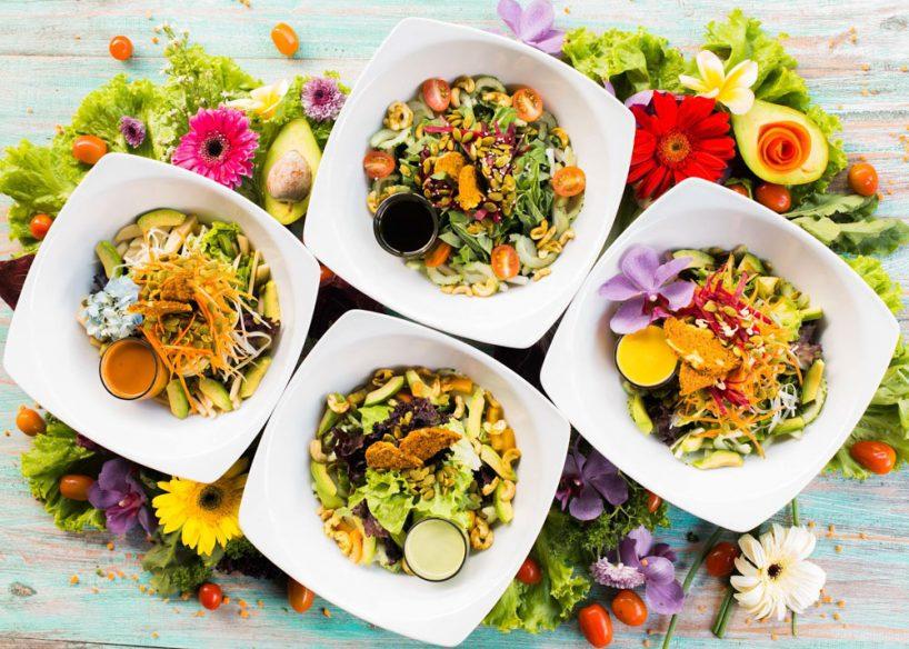 Best vegetarian and vegan restaurants Ubud - Clear