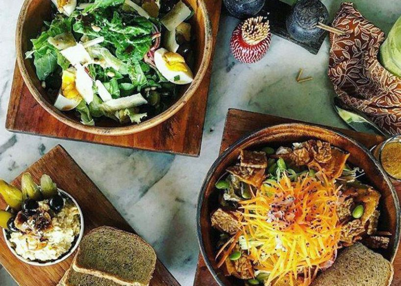 Best vegetarian restaurants Ubud - The Elephant