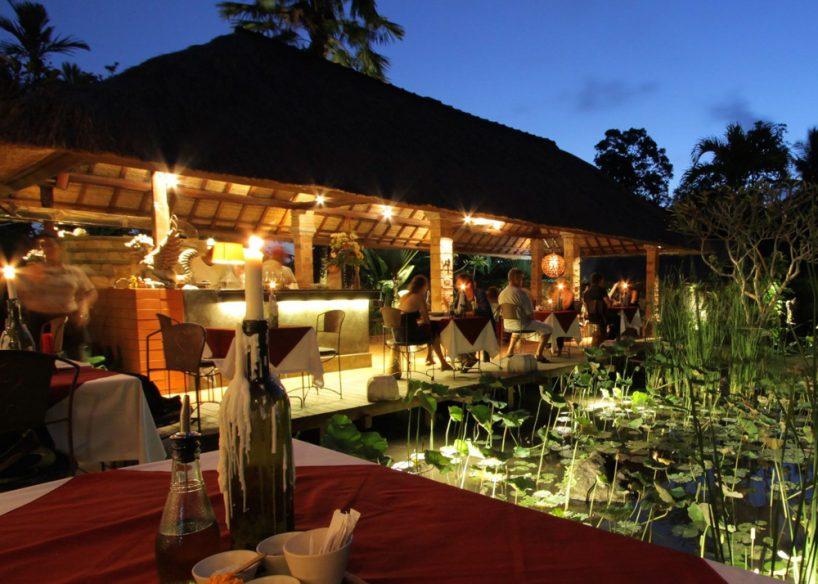 Best vegetarian restaurants Ubud - Il Giardino