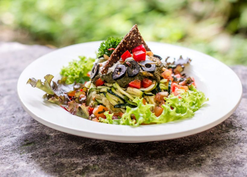 Best vegan restaurants Ubud - Soma