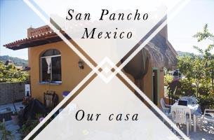 San Pancho house