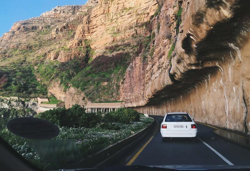 Cape Peninsula Road Trip - Chapmans Peak Drive