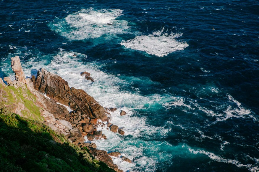 Atlantic Ocean Cape Town