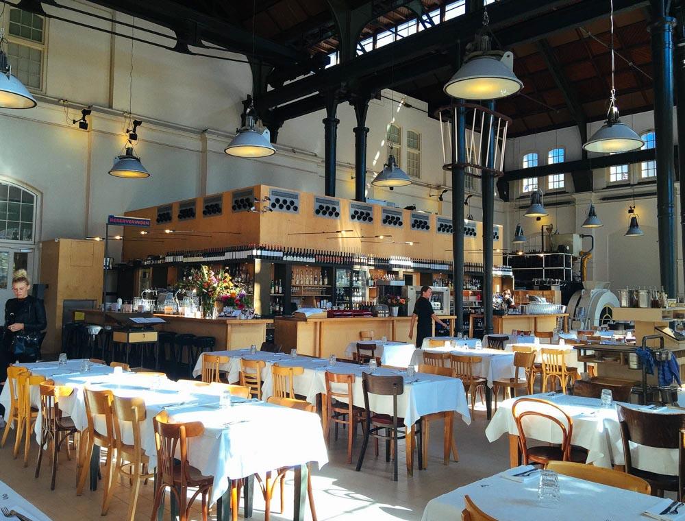 Amsterdam cafe Restaurant Westerpark