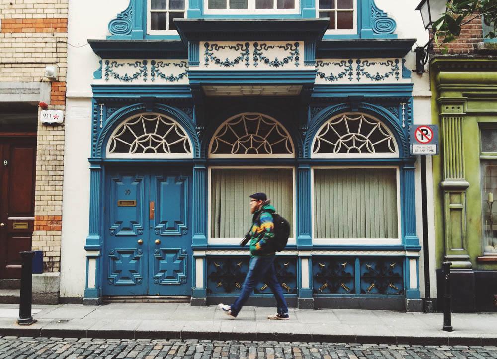 Dublin trip inspiration - Temple Bar
