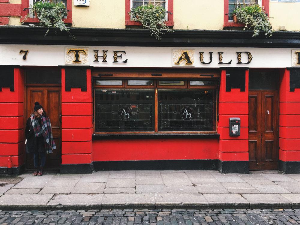 Reasons to visit Dublin - Temple Bar