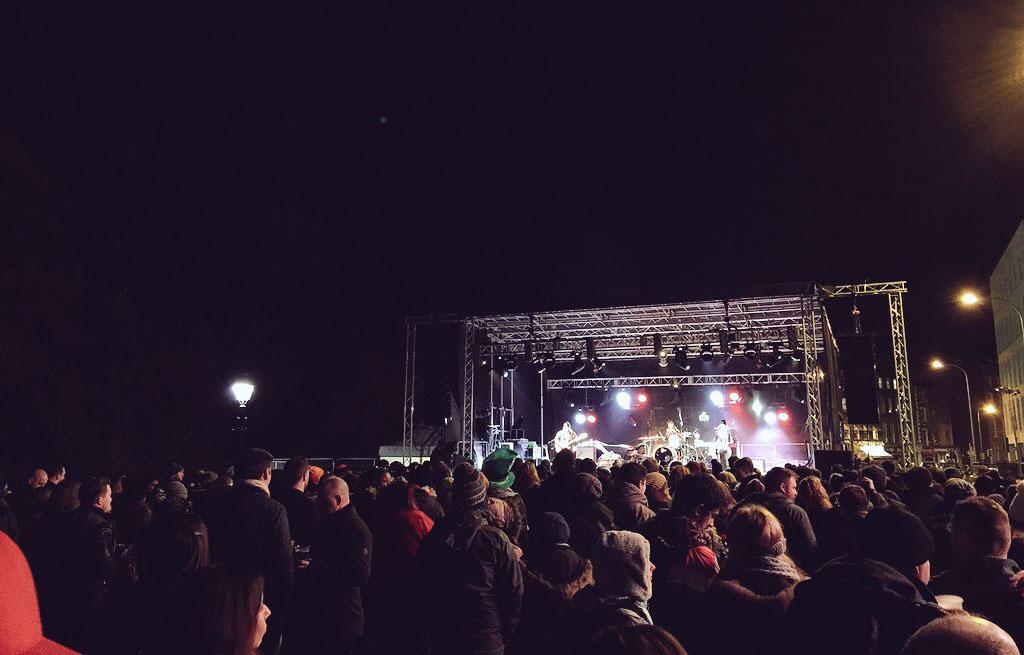 Streetfest Dublin New Year Festival