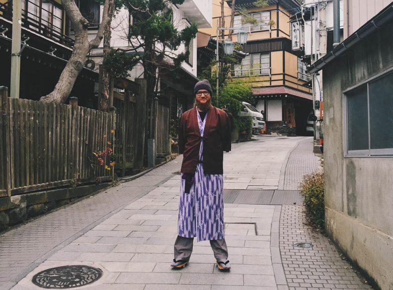 Japan itinerary - Shibu Onsen