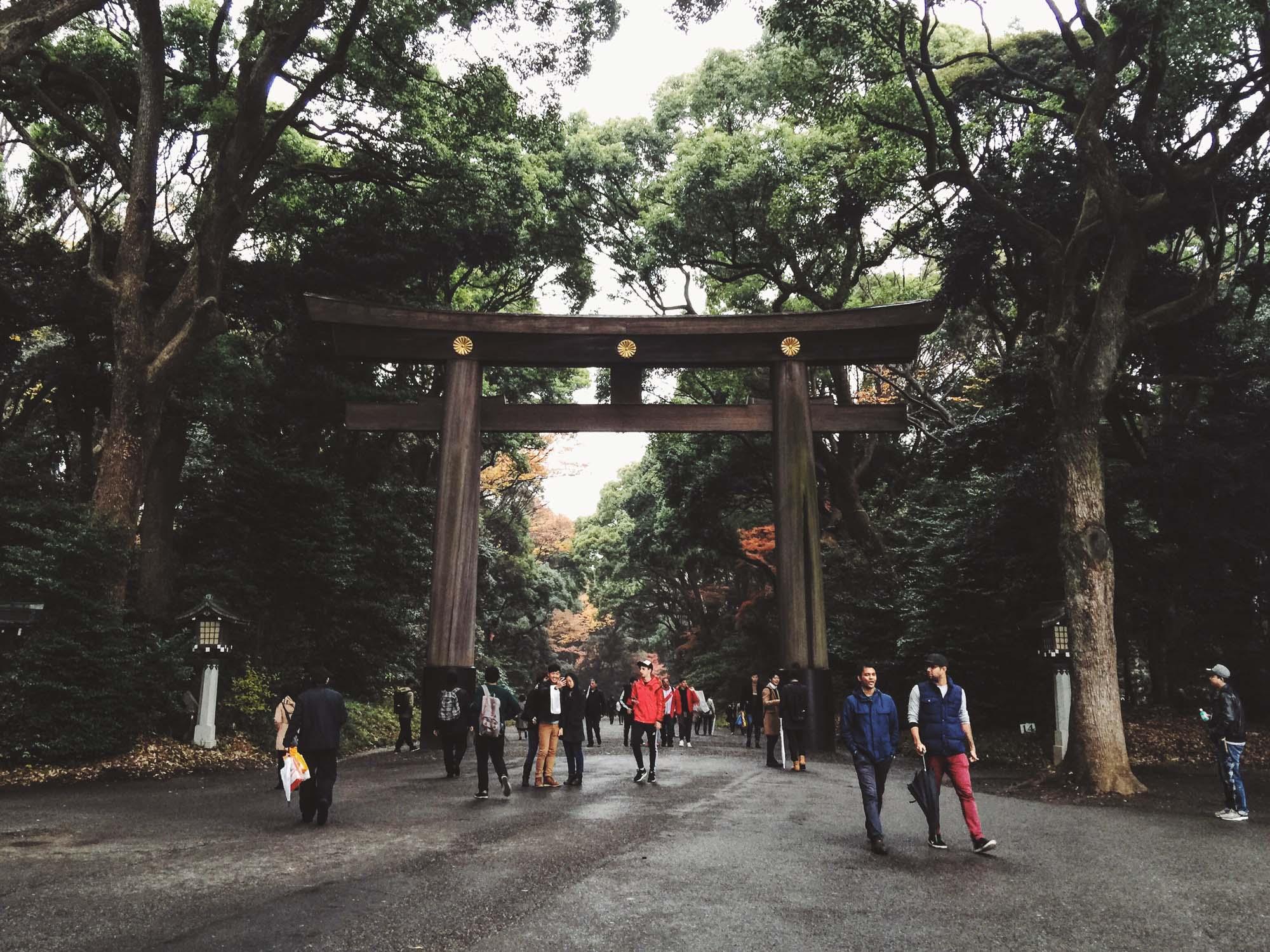 Instagramming Japan - Hagashiyama