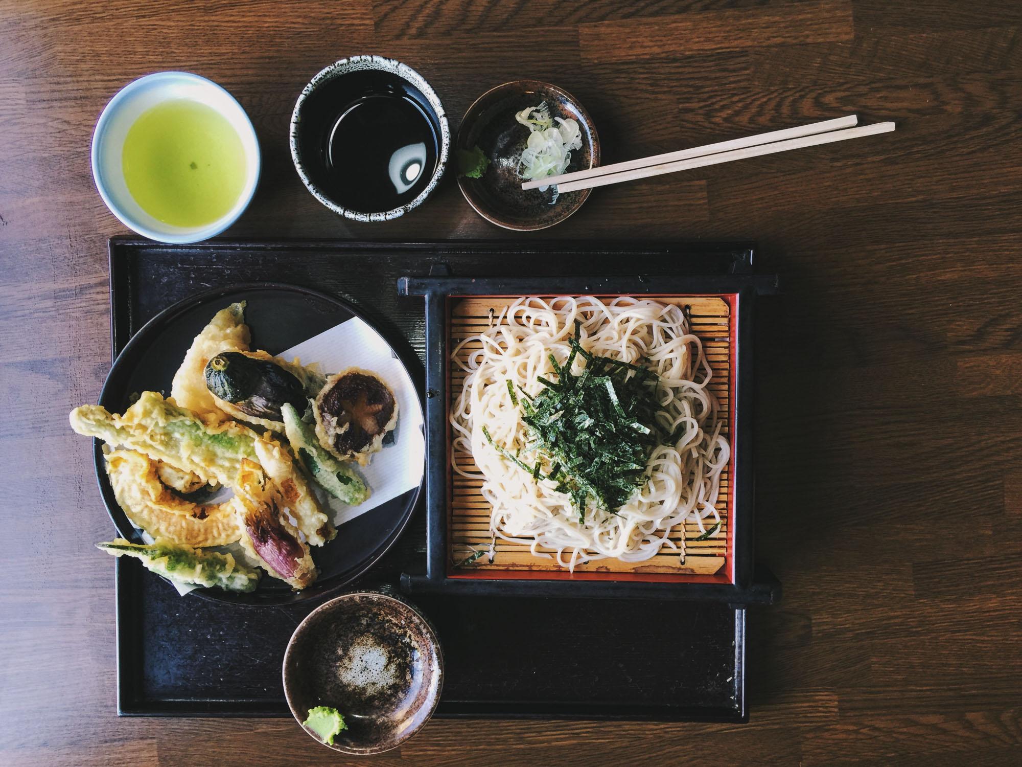 Instagramming Japan - Meal in Hakone