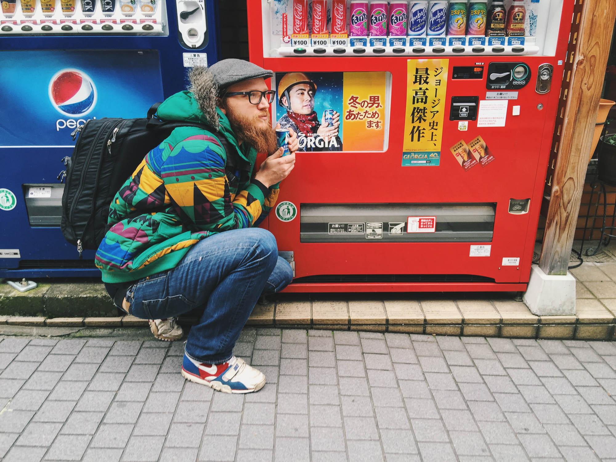 Instagramming Japan - steve